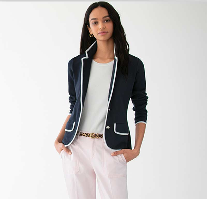 Women's Light Jackets by Brooks Brothers