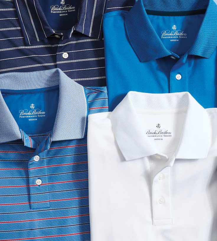 Performance Series Styles by Brooks Brothers