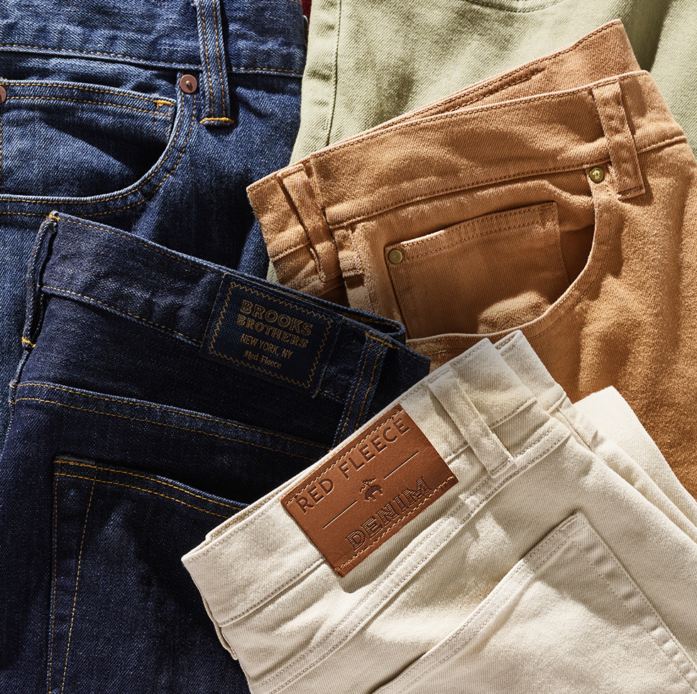 Men's Jeans by Brooks Brothers