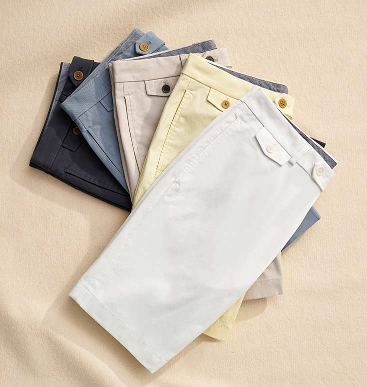 Shorts & Swim Trunks by Brooks Brothers