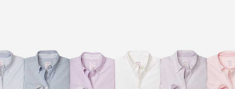 The Iconic Oxford by Brooks Brothers
