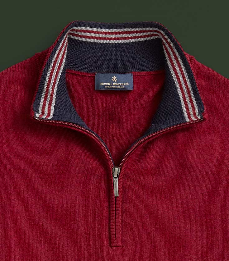 Merino Sweaters by Brooks Brothers