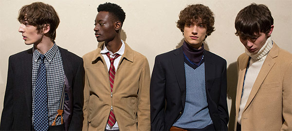Brooks Brothers - Classic Meets Modern
