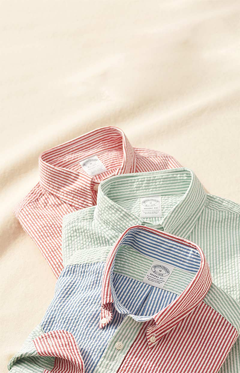 Our Biggest Shirt Sale at Brooks Brothers