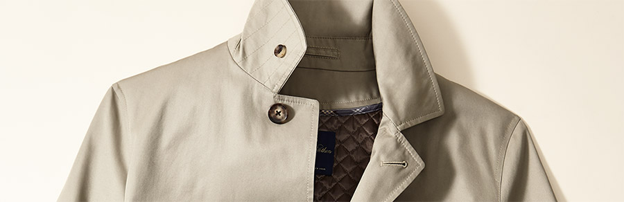Brooks Brothers - Coat Tails