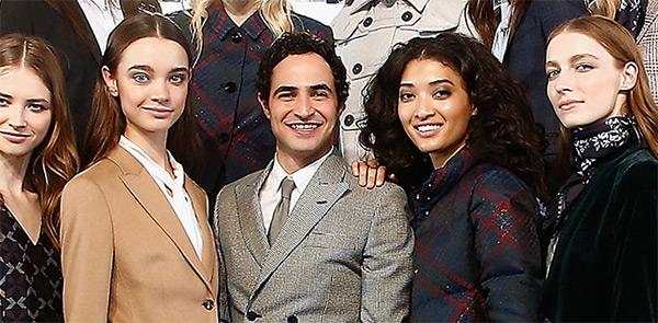 Brooks Brothers - Fashion Writ Large