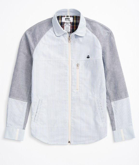 Brooks Brothers - Junya Collection - The Shirt Jacket