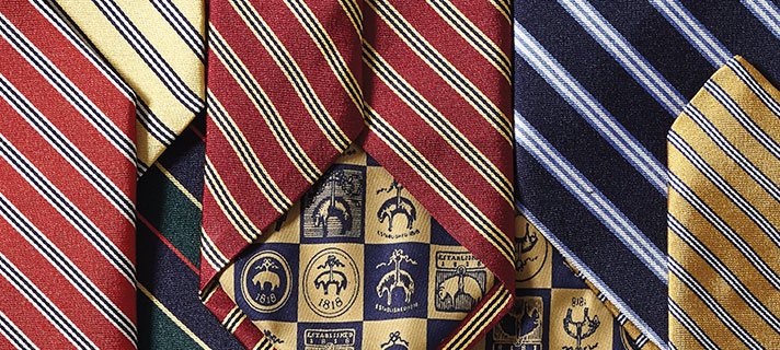 Brooks Brothers - Ties of a Different Stripe