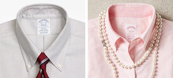 Brooks Brothers - True Collars