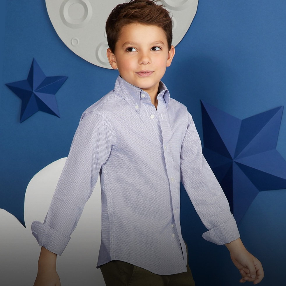 Boys' Shirts by Brooks Brothers