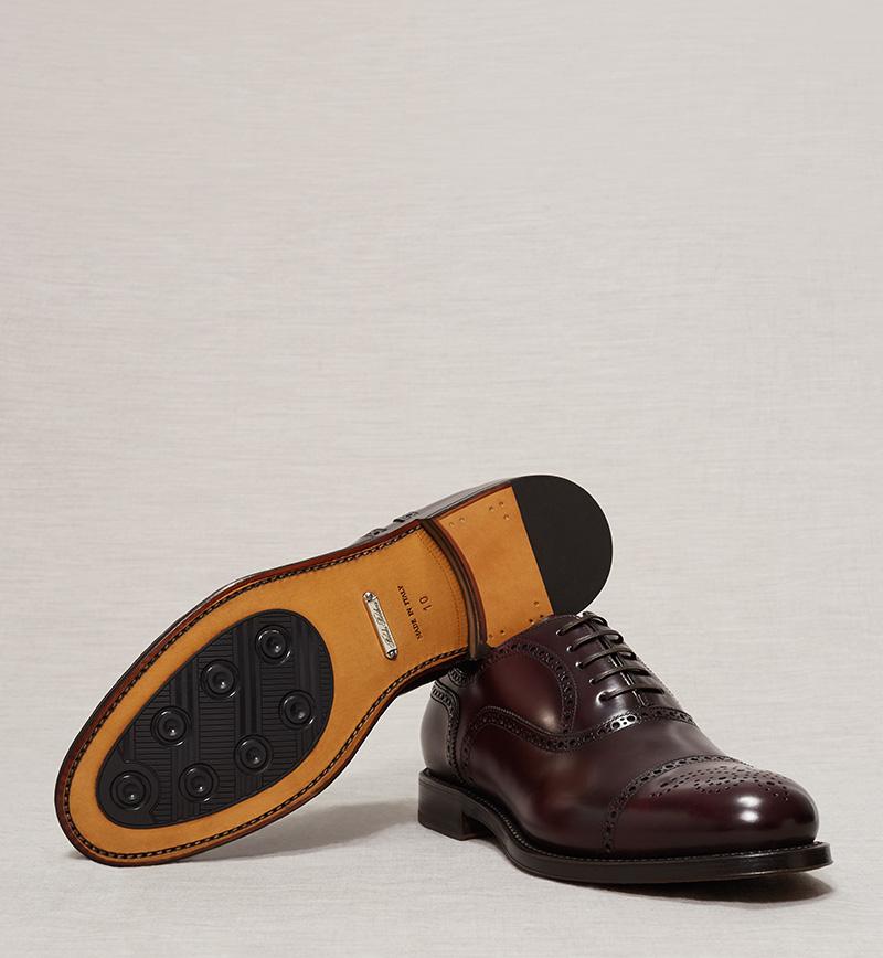 Brooks Brothers - Introducing Golden Fleece® Footwear