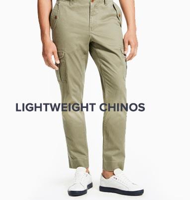 Lightweight Chinos