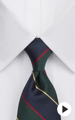 Brooks Brothers - Half-Windsor Knot