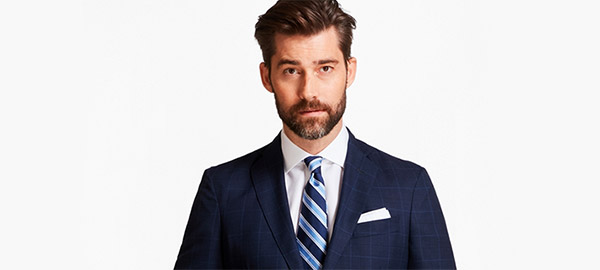 Brooks Brothers - The No. 1 Sack Suit