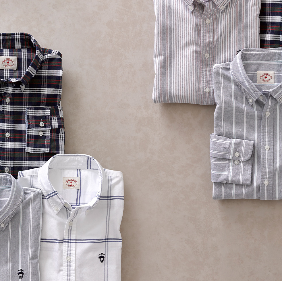 Shirts by Brooks Brothers