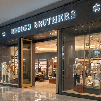 Brooks Brothers In the Community
