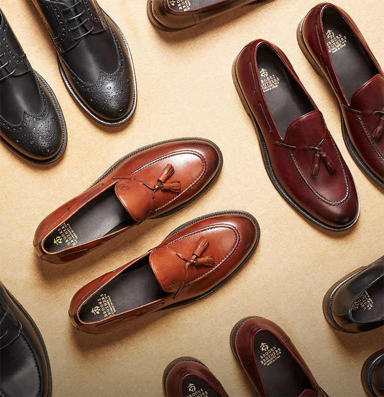 Shoes by Brooks Brothers