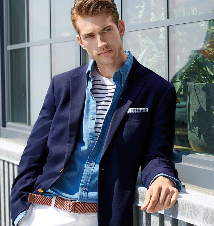 Summer Sport Coats & Blazers at Brooks Brothers