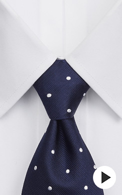 Brooks Brothers - Full Windsor Knot