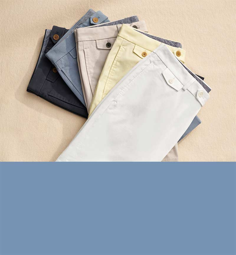 Shorts Stories at Brooks Brothers