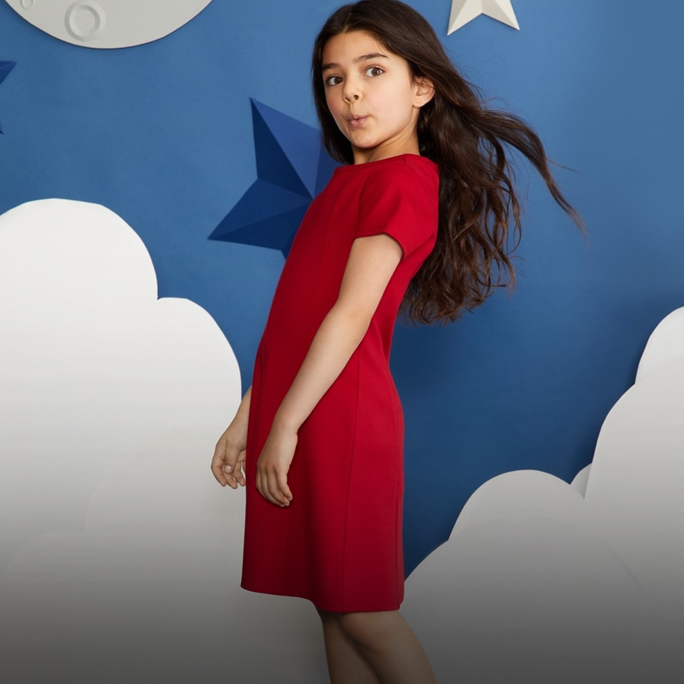 Girls' Dresses by Brooks Brothers